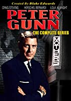 Peter Gunn: The Complete Series [DVD]