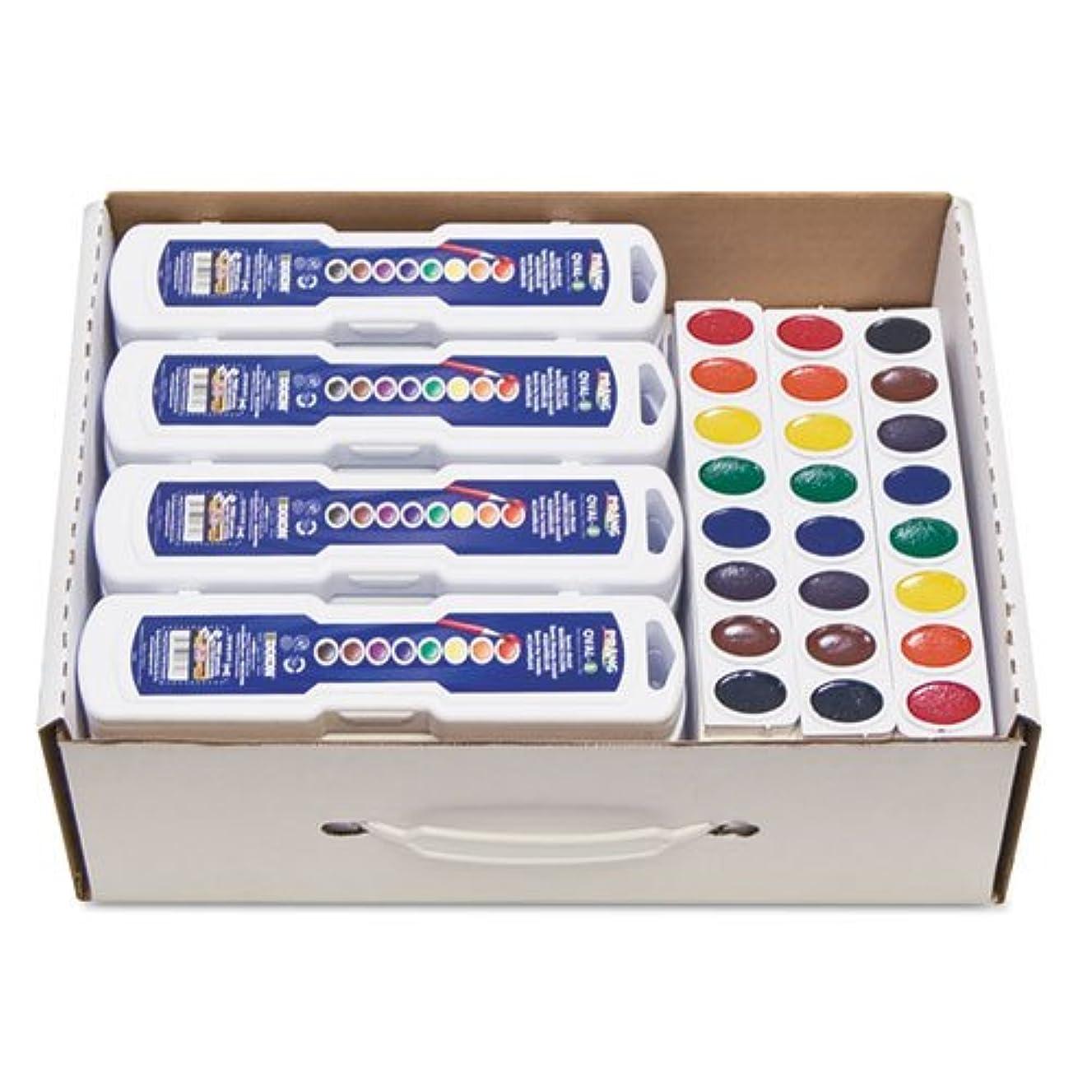 DIX08020 - Prang Professional Watercolors