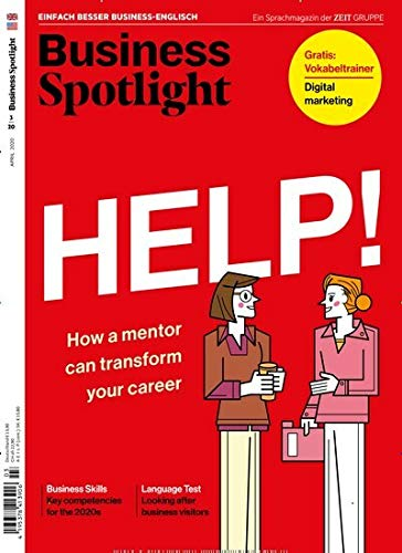 "Spotlight - Business Englisch 3/2020 ""HELP!"""
