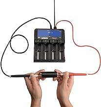XTAR(エクスター) VP4 Plus 高機能 充電器 【 DRAGON リチウムイオン ニッケル水素 ディスプレイ チャージャー 】 VP4 Plus