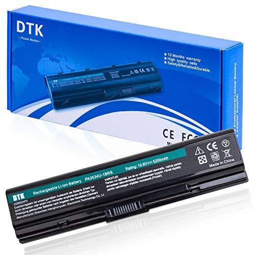 Dtk Laptop Battery for Toshiba Pa3534u-1brs Pa3533u-1brs Pa3535-1bas Satellite A200 A205 A210 A215 A300 A305 A350 A355 A500 A505 L200 L201 L202 L203 L205 Satellite Pro P300 Notebook Battery
