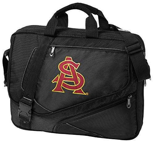 Broad Bay Large ASU Laptop Bag Our Best ASU Sun Devils Computer Bag