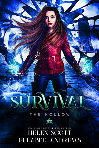 Survival: A Reverse Harem Romance (The Hollow Book 1) (English Edition)