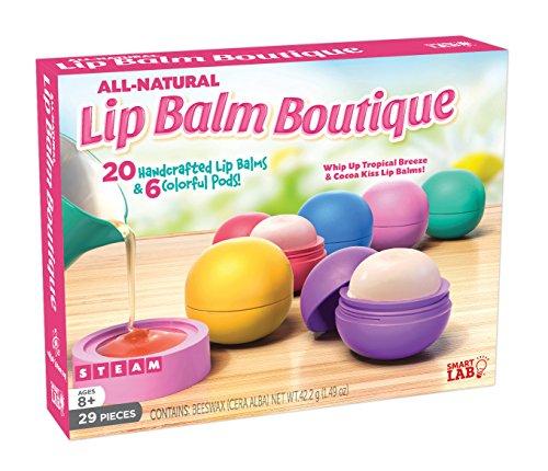 "SmartLab Toys All-Natural Lip Balm Boutique Multicolor, 11"" H x 8 1/2"" W x 2"" D"