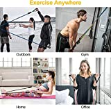 Zoom IMG-1 wotek elastici fitness set fasce