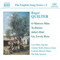 The English Song Series 5: Roger Quilter (2003-09-23)