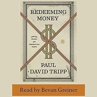 Redeeming Money audiobook cover art