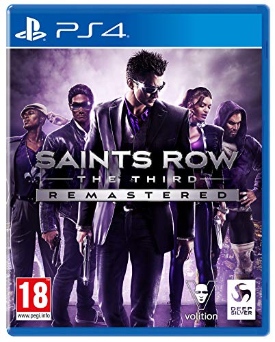 Saints Row 3: The Third [Remastered uncut Edition] PEGI/USK (Deutsche Verpackung)