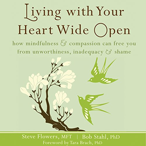 Living with Your Heart Wide Open cover art