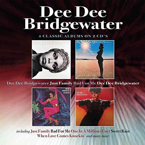 Dee Dee Bridgewater/...(4 Classic Albums on 2cds)