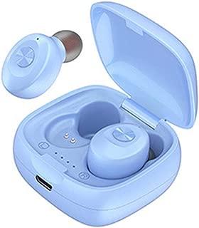 Dongdongole Fashion Portable Wireless Bluetooth Stereo in-Ear Sport Earphone IPX5 Waterproof Bluetooth Headset