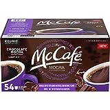 McCafe Mocha Magic Chocolate Mocha K-Cup Pods, 54 count Box