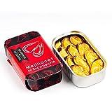 Mejillones en escabeche 8/12 Gourmet premium - Mariscal & Sarroca - Pack 2 latas