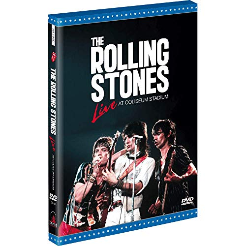 The Rolling Stones Live at Coliseum Stadium (DVD)