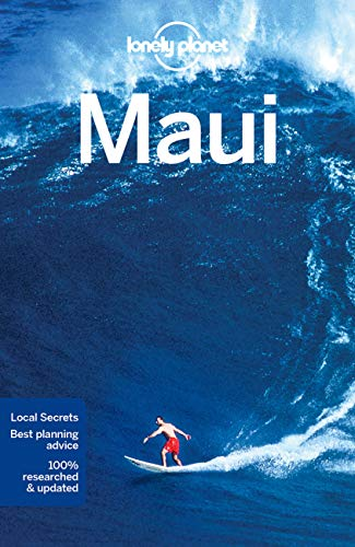 Lonely Planet Maui 4 (Regional Guide)