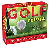 2021 Golf Trivia Boxed Daily Calendar