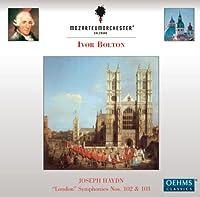 ハイドン:交響曲 第102番&第103番