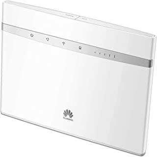 Huawei 4G Prime B525s-65a Router, White