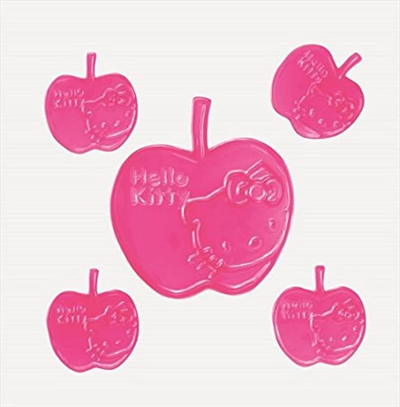 卵流行している定数GelGems(ジェルジェム) ジェルジェムハローキティバッグS 「 ピンクリンゴ 」 E1200002 キャンドル 200x255x5mm (E1200002)