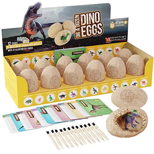 Dan&Darci Dig a Dozen Dino Eggs