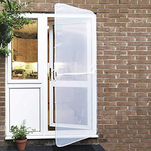Brand New White Self Adhésif fil fin crochet pour UPVC Cadres de Fenêtres et rideau