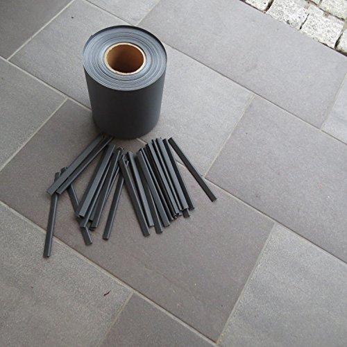 Sichtschutz für Doppelmatten (Stabgitter) Zaun