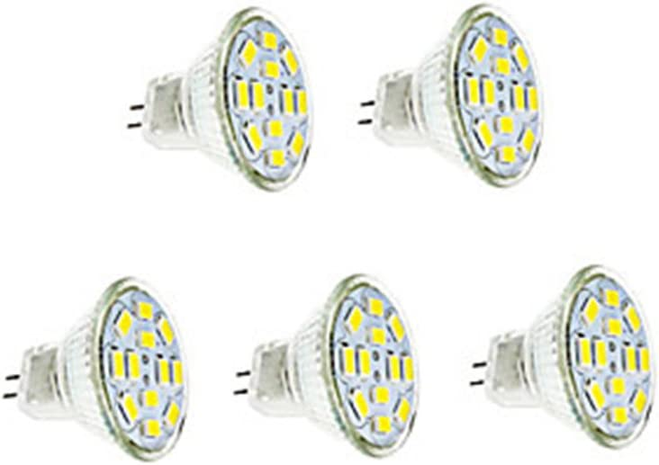 Light Bulbs Ranking TOP1 MR11 LED Bulb Lights 3W 5730 Beauty products 12SMD 200-220LM 2800-32
