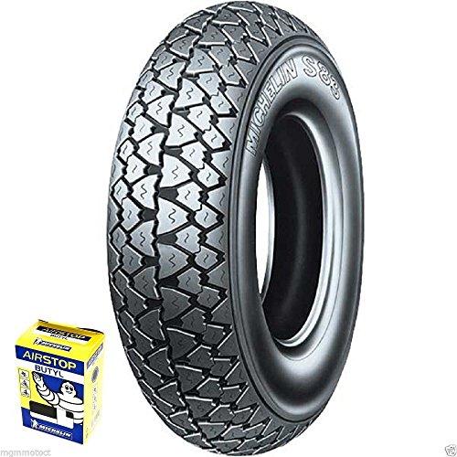 Neumático Goma Michelin + Camera D Aire S833.501051J Tl Piaggio Ape 50