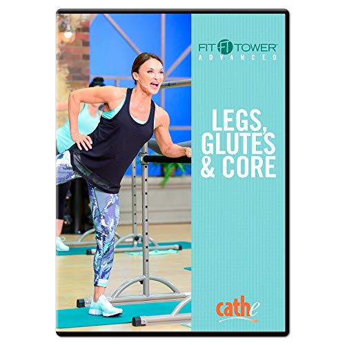 Fit Tower Advanced Legs, Glutes and Core DVD - Cathe Friedrich