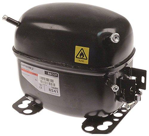 Compressore slv15cnk.250/60Hz 220–240V refrigerante R290altezza 199mm LBP 12kg Cilindrata CC