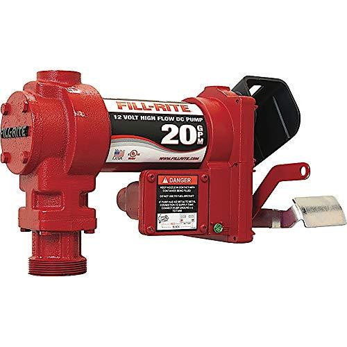 Fill-Rite FR4204G 12V 20 GPM Fuel Transfer Pump (Pump Only)