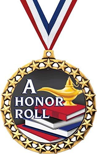 Honor Roll Medal wholesale 2 1 Quality inspection 2