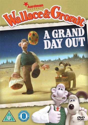 Wallace & Gromit - A Grand Day Out [Reino Unido] [DVD]