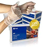 Reli. Disposable Gloves, Large (1000 Pack Bulk) (M/L/XL Available),...