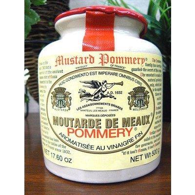 Pommery Senf Eingang 500G Flasche