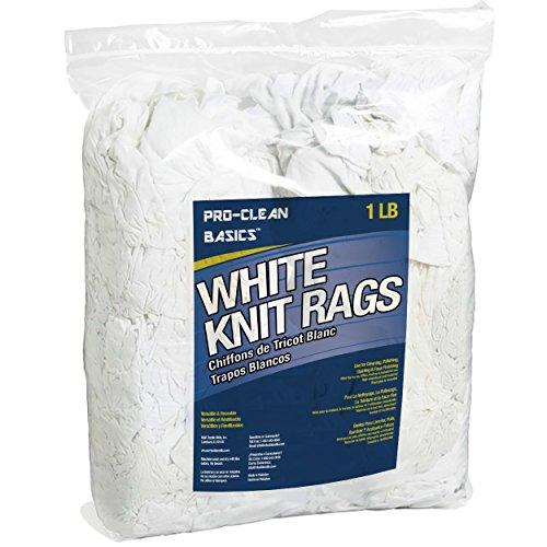 Pro-Clean Basics White T-Shirt C...
