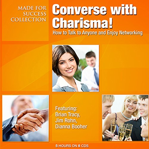 Converse with Charisma!  By  cover art