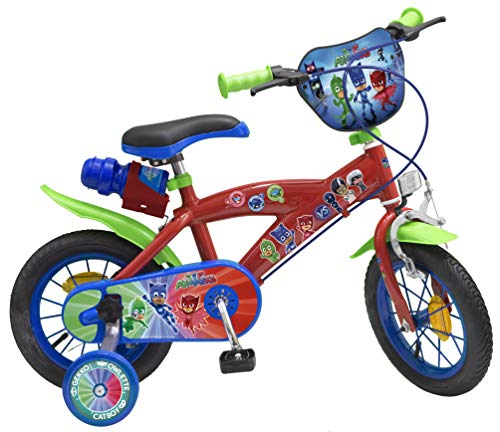 Toim- PJ Masks Bicicleta con Pedales (1203)