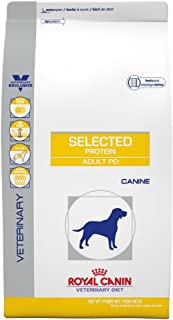 Royal Canin Veterinary Diet Canine Potato & Duck (PD) Adult Selected Protein Dry Dog Food 17.6 lb bag