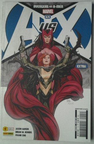 Avengers vs x-men extra 1