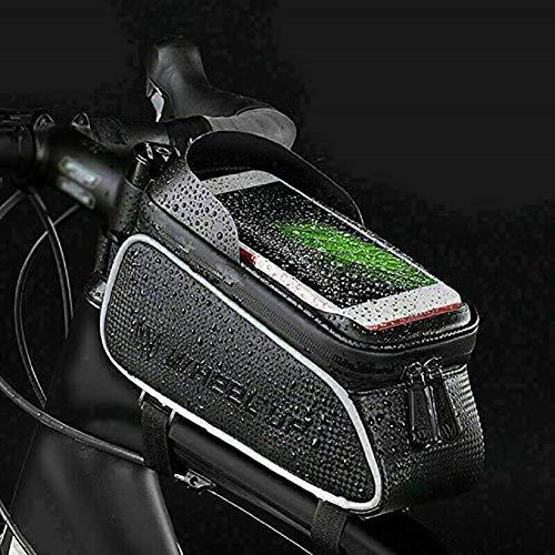 ConPush Telefon Fahrradtasche Handy Lenkertasche Wasserdicht MTB Mountain Bike Zubehör