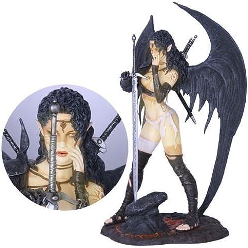 Fantasy Figure Gallery Resin Statue 1 4 Dark Elf (Luis Royo) Yamato Statues
