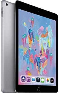 Apple iPad 9.7 (6.ª Generación) 32GB Wi-Fi - Gris Espacial (Reacondicionado)