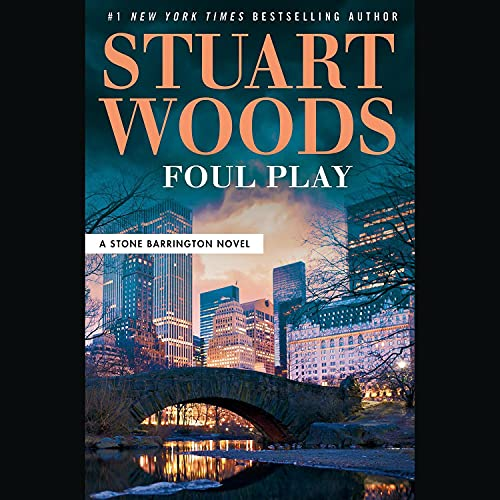 Foul Play Audiobook By Stuart Woods cover art