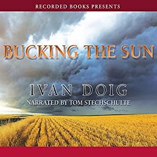 Bucking the Sun audiobook cover art