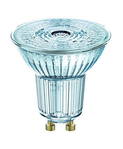 Osram LED Star PAR16 Reflektorlampe, mit GU10-Sockel, nicht dimmbar, Ersetzt 80 Watt, 36° Ausstrahlungswinkel, Kaltweiß - 4000 Kelvin, 1er-Pack