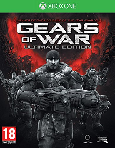 Microsoft Gears of War ultimate edition, Xbox One - Juego (Xbox One, Xbox One, Shooter, The Coalition, M (Maduro), ENG, ITA, Microsoft Studio)
