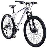 BIKESTAR Hardtail Aluminium Mountainbike Shimano 21 Gang Schaltung, Scheibenbremse 27.5 Zoll Reifen...