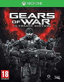 Microsoft Gears of War ultimate edition, Xbox One - video games (Xbox One, Xbox One, Shooter, The Coalition, M (Mature), E...