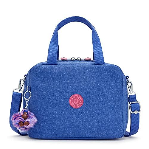 Kipling Miyo Metallic Lunch Bag Sparkling Night